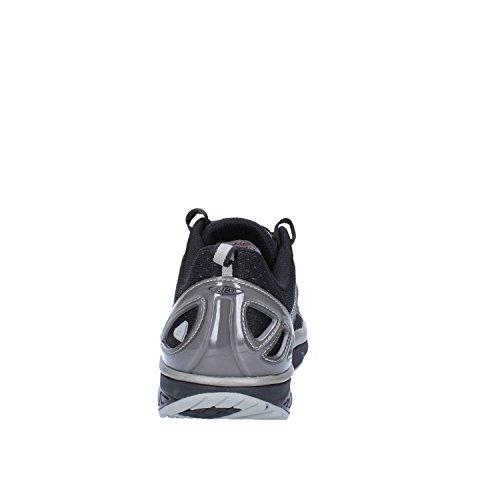 MBT Sneakers Hombre 42 EU Negro Textil