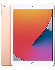 2020 Apple iPad (10,2‑inch, Wi-Fi + Cellular, 32GB) - goud (8egeneratie)