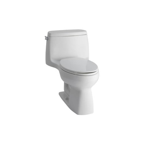 Review: The Kohler Santa Rosa Comfort Height Compact - Rate My Toilet