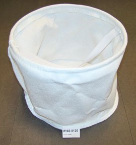 Uni-Ram Corp. Secondary Waterborne Filter Bag (UNR102-8126) Category: Spray Gun Washers (Ram Gun Uni Washer)