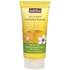 Wild Ferns Manuka Honey Hand Cream - 7