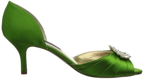 Nina Women's Dress Crystah Apple Pump rrqBRnw4