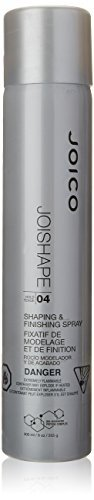 Shaping Finishing Spray (Joishape Shaping & Finishing Spray by Joico for Unisex, 9 Ounce (Pack of 3))