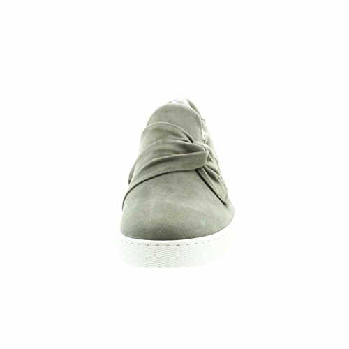 Khaki Actor Trainer Gabor Slip Womens Shoes On UxxYBR