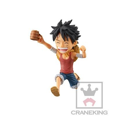 dress World Rosa 3 Piece Luffy Collectable figures single 1Fxqnvf