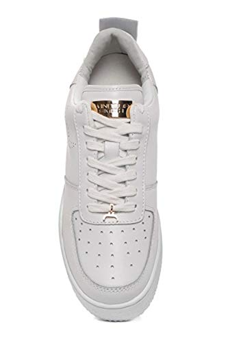 Smith Bianco Donna Windsor Pelle Wspracerrwht Sneakers 0OqOnYH