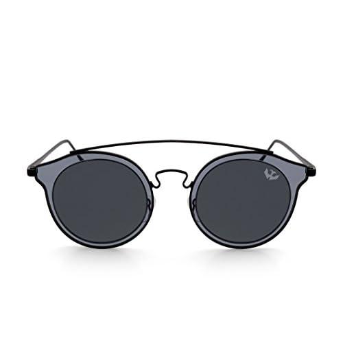 25029510d3 Gafas de sol mujer MOSCA NEGRA ® modelo BIG GLAM BLACK - Polarized En venta