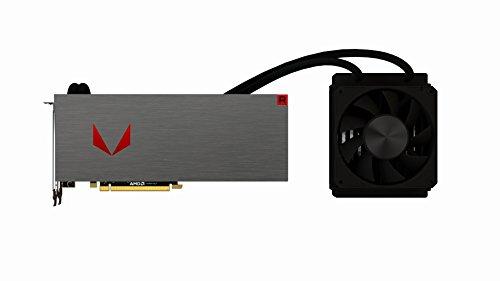 XFX Radeon Liquid Cooled Rx Vega 64 8GB HBM2 3xDP HDMI Graphic Cards RX-VEGMXWFXW