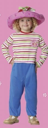 Morris Costumes Strawberry Shortcake 4T 6T -