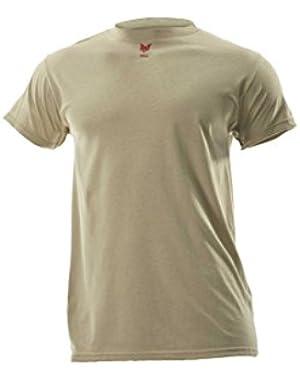 Flame Resistant Military Lightweight Short Sleeve Shirt