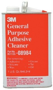 Boating Accessories New General Purpose Adhesive Cleaner 3m Marine 08984 Quart ()