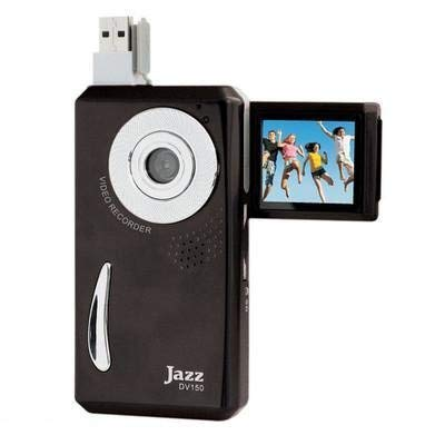 Jazz DVX50 Video Recorder with Camera, LCD Color Screen, You