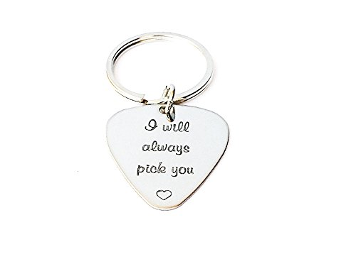 will always pick you Handstamped product image