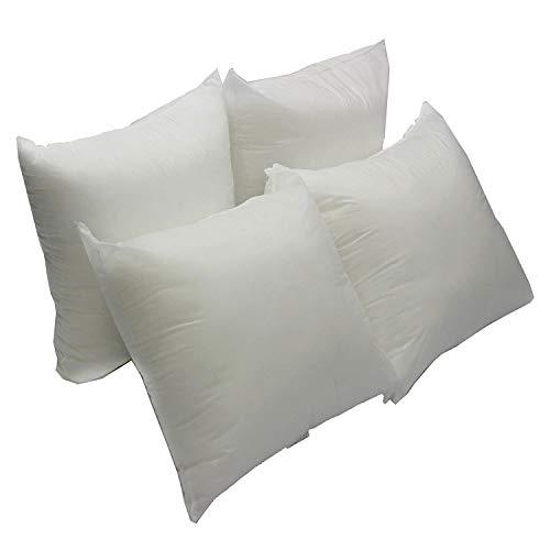 Mybecca -  18 X 18 Sham Stuffer Square Hypoallergenic Pillow