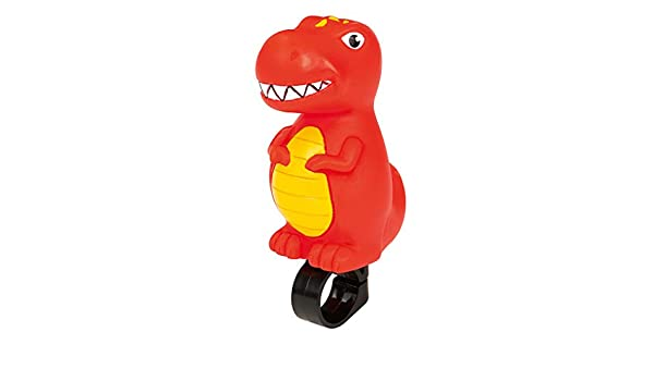 Scooter or Bicycle Red moses Tricycle 40223 Dino Bicycle Horn for Balance Bike