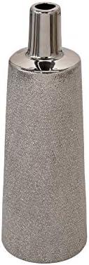 """Sagebrook Home Ceramic 14.75″"""" Vase"""