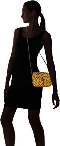 Donna Black Tg Multicolore nero Borsa Stella GABS M Gbag Giallo gHxq6gRw