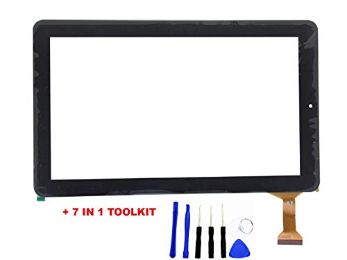 Touch Screen Digitizer Glass Replacement for 11.6 Inch RCA 11 Maven Pro RCT6213W87M DK & RCA 11 Galileo Pro RCT6513W87 DK Tablet PC