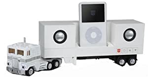 Transformers Music Label: Convoy Playing Ipod Speakers