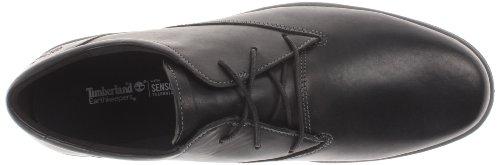 PT de para Cordones Zapatos Oxford Negro Bradstreet Timberland Hombre 5qHPP