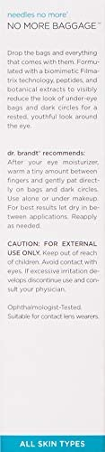 brandt Needles No More Baggage Earplug Black 2 cm dr