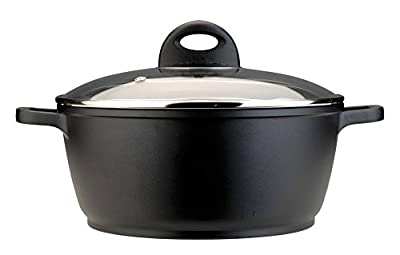 BergHOFF Cook & Co Cast 6.3 Qt Non-stick Covered Stockpot