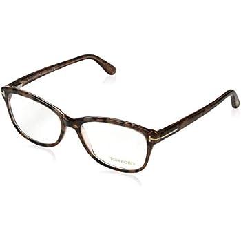 f3a86182e47 Amazon.com  Tom Ford FT 5388 Dark Havana 54 16 140 Women Eyewear ...