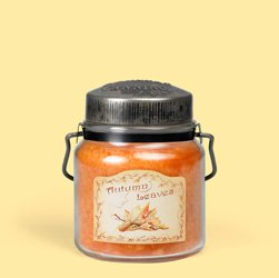 McCall's Country Candles – 16 Oz. Autumn Leaves For Sale