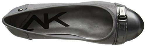 de de ballet deportivo Anne Zapato mujer gris capaz piso tela para Klein Able 8wPdx4