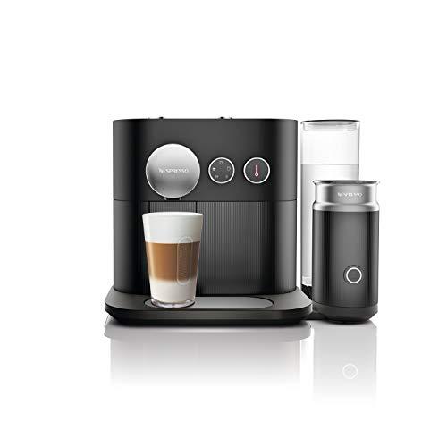 NESPRESSO Expert & Milk D85 Grey Coffee Machine