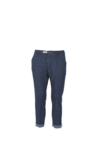 Pantalone Uomo Squad 44 Blu Bqc002 Primavera Estate 2017