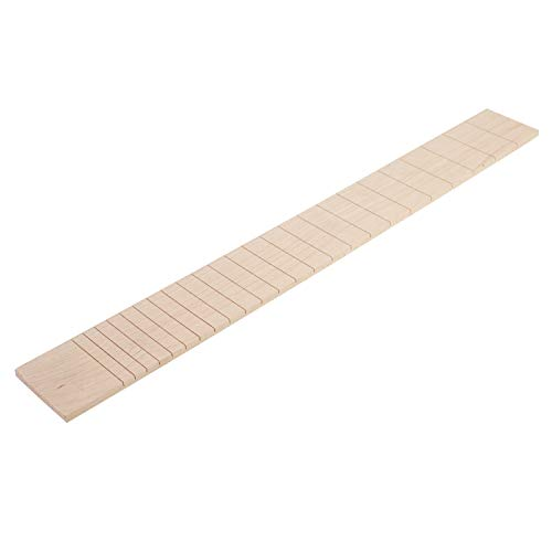Les Paul Maple Neck - StewMac Slotted Fingerboard for Gibson, Maple