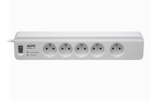 2477202-APC-PM5-FR-protezione-da-sovraccarico-5-presa-e-AC-230-V-1-83-m-Bianco miniatura 4