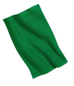 (Port & Company - Rally Towel. PT38, Kelly Green)