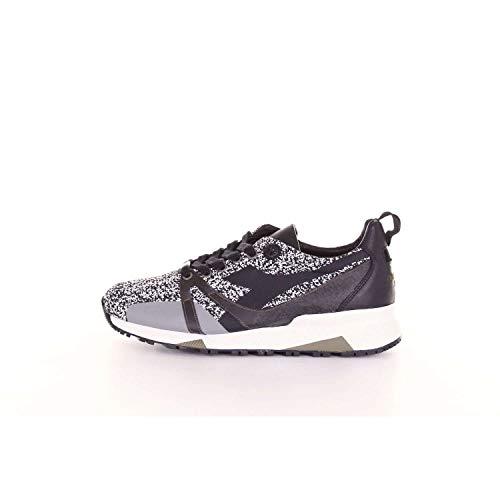 6 Uomo 201172783 Nero Bianco E Diadora Sneakers MqUGVpSLz