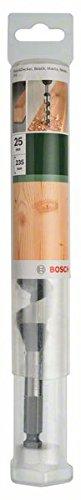 Bosch DIY Holzschlangenbohrer mit 1/4 Zoll-Sechskantschaft (Ø 25 mm)