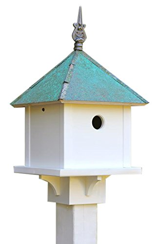 Heartwood 222A Skybox Decorative Bird House