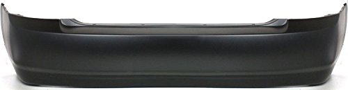 OE Replacement Kia Spectra Rear Bumper Cover (Partslink Number KI1100124)