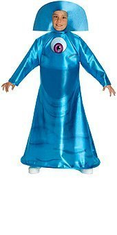 (Monsters Vs. Aliens Child's Bob Costume, Child Medium by)