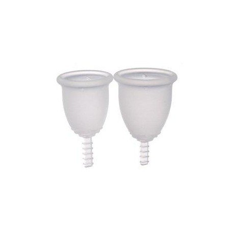 fleurcup® menstrual cup size multiple choice (small)