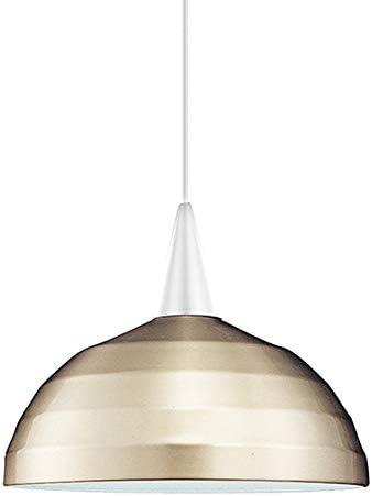 WAC Lighting PLD-F4-404BN/WT Felis 1 Light Canopy Pendant