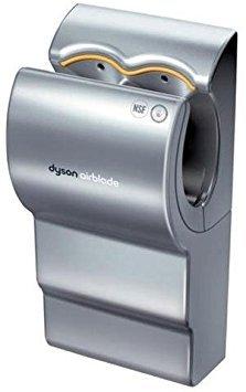 Dyson Airblade AB 02, 110-120V, Die Cast Aluminum, Hygienic Hand Dryer