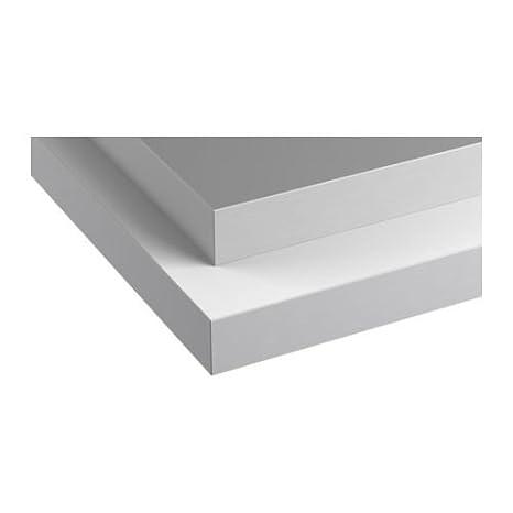 IKEA hällestad encimeras de blanco; (186 x 3,8 cm)