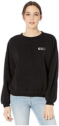 [VOLCOM(ボルコム)] レディーススウェット・パーカー等 In Fleecez Pullover Black XL [並行輸入品]