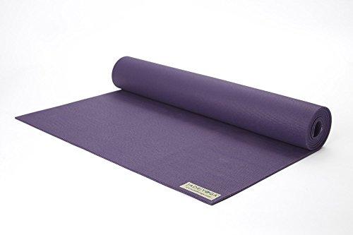 Jade Fusion 16x24x68 inch Yoga Mat - Purple