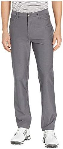 [adidas(アディダス)] メンズパンツ・長ズボン・ジャージ下 Ultimate Heather Five-Pocket Pants Grey Three Heather 34 (W: 86cm) 32 [並行輸入品]