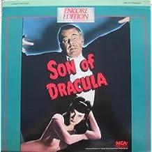 Son Of Dracula LASERDISC (NOT A DVD!!!) (Full Screen Format) Format: Laserdisc