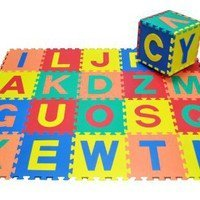 Small World Toys Alphabet Puzzle Mat