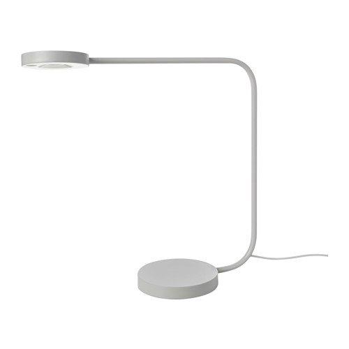 Ikea en A ypperlig gris lámpara de claro; LED color mesa wPklZiTOXu