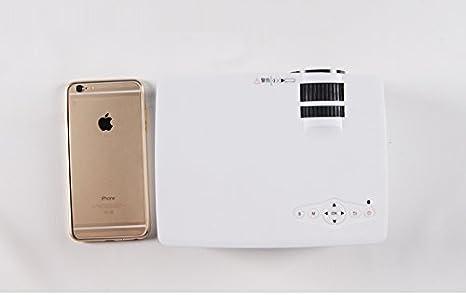 Nueva llegada SmartIdea S90 Mini proyector llevado portable ...